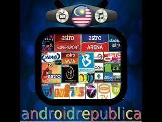 Android republica / Myiptv / Haohd  / Live TV / Free add-on /