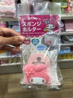 Sponge Holder Suction Cup My Melody