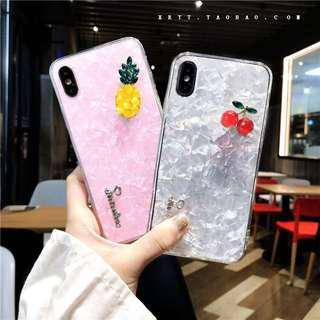3D iPhone 6 6p 7 7p 8 8p X case
