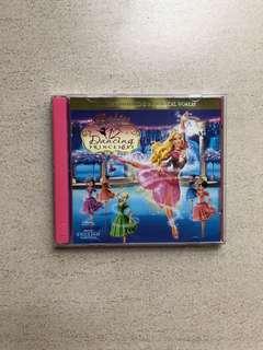 Barbie in the Twelve Dancing Princesses VCD