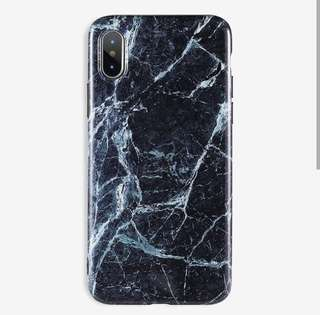Marble iPhone Cases (iPhone 6 to X)