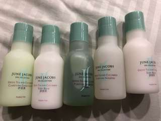 June Jacobs Shampoo Conditioner