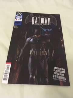 Batman sins of the Father 1