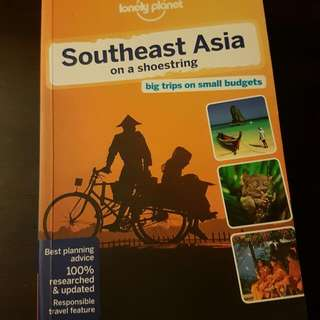 Lonely Planet Guide: South-east Asia