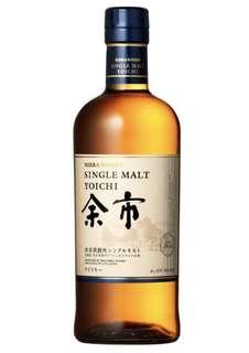 日本威士忌 Nikka whisky 余市 Single Malt 無年份