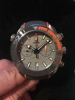 Omega Seamaster Planet Ocean Chronograph Titanium