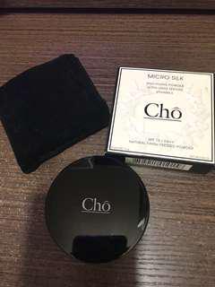 Cho 泰國防水防油粉餅