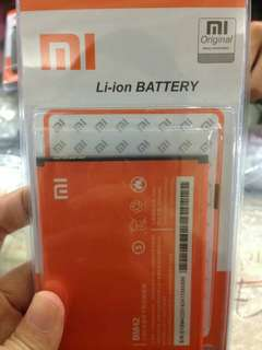 Baterai Battery BM42 For Redmi 4 / Note 3G / 4G ORIGINAL