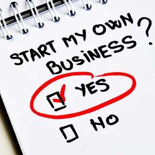 Start Your Own Business (Be Your Own Boss)