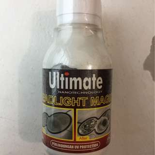 Ultimate Car Headlights Nano Polisher