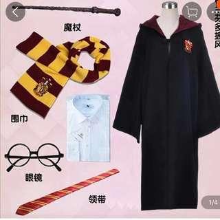 Harry Potter Costume (Gryffindor)