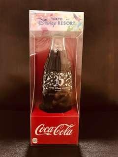 Coca-Cola 190ml Japan Tokyo Disney Resorts 35th Anniversary bottle