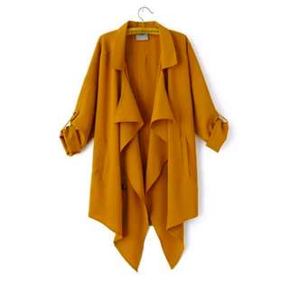 Mustard outer