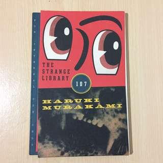 Haruki Murakami Strange Library Book