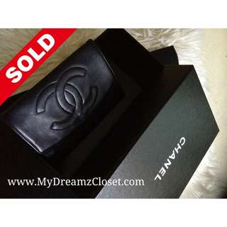 Sold Chanel Wallet 17