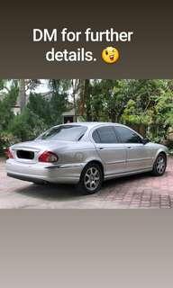 Jaguar X