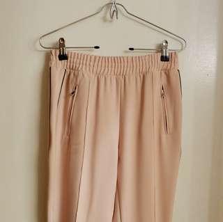 Zara Pink Sportswear Pants (XS)
