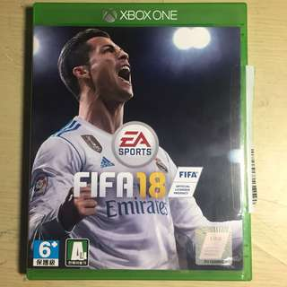 FIFA18(Xbox one)