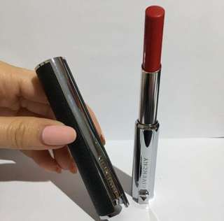 Givenchy - Rouge Atelier Red