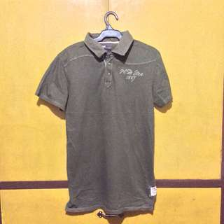 Lee Brown Polo Shirt