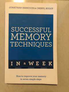 Successful memory techniques