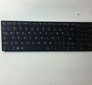 Bluetooth min Keyboard & Touchpad