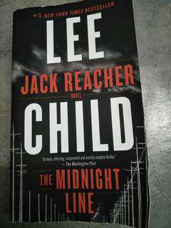 Lee child~ jack reacher series