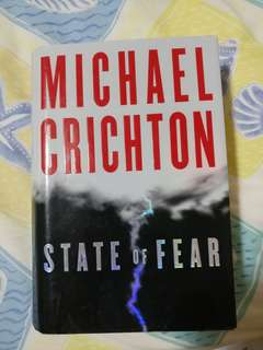 Michael Crichton - State of Fear
