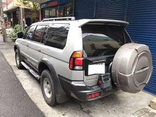 Mitsubishi 三菱 CHALLENGER 2003出廠 里程11萬自售