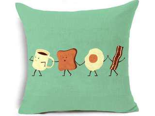 Pillowcase | Four. The Breakfast Club. | Pillow9