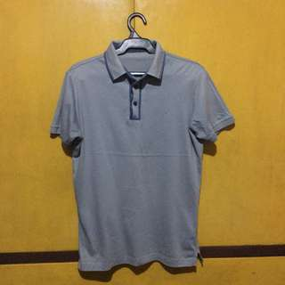 Sahara Polo (Grayish Blue)
