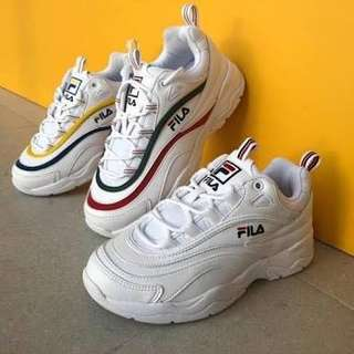 FILA DISRUPTOR SHOES (FULL SIZE RUN) 100% ORIGINAL