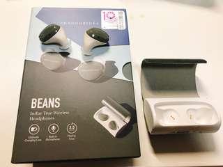 The Coopidea Beans 耳機 (灰色)