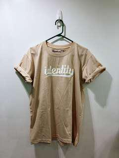identity xl tshirt