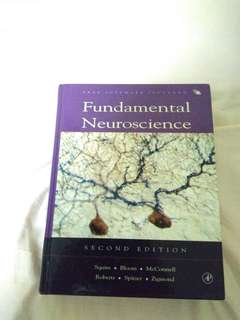 Fundamental neuroscience (2nd edition)
