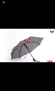 Vans雨傘