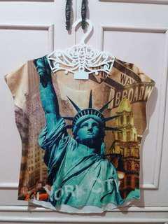 NEW YORK DESIGN TOP