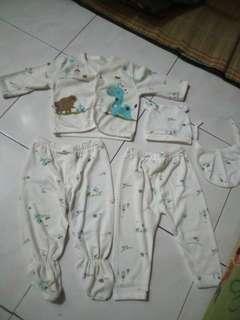Set baju baby