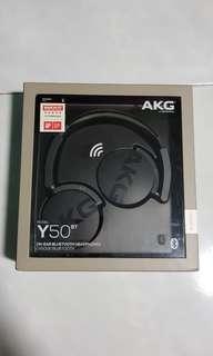 Brand new AKG bluetooth headphone