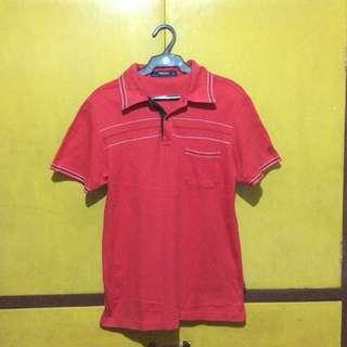 Authentic Coach Polo Shirt