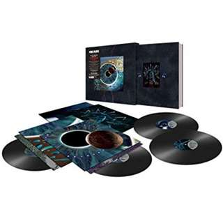 PINK FLOYD - Pulse 4lp box set - limited