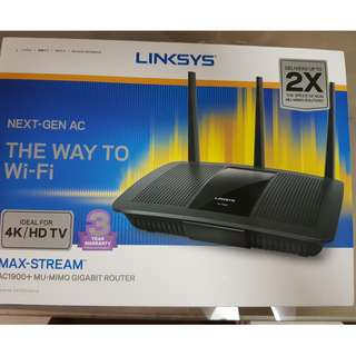 Linksys WIFI Router EA7500 Max-Stream AC1900