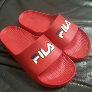 🚚 FILA 斐樂 拖鞋 M 26cm