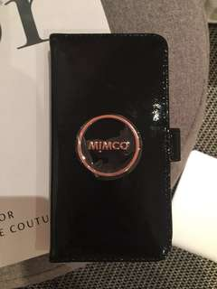 Mimco iPhone 6/6s Wallet Phone Case