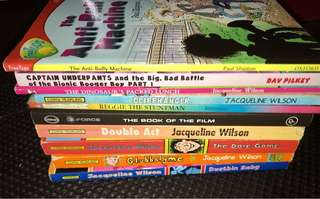 Bundle of 10 Children's Books