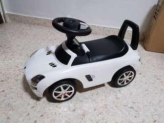 Mercedes Toy push car