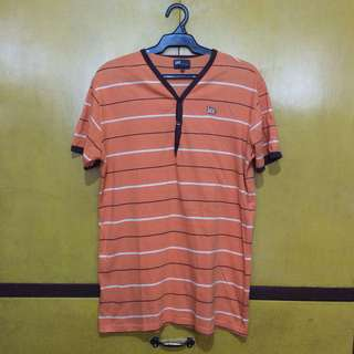 Lee Tshirt (Orange)