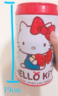 🚚 Hello kitty 存錢筒