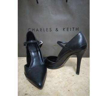 Charles & Keith: Classic Black Shoes (From P2299 TO 1379.50)