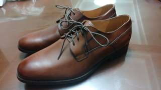Geox Leather Shoes (Made in Serbia)